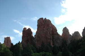 Glen Eyrie Conference Center - Colorado Springs, CO