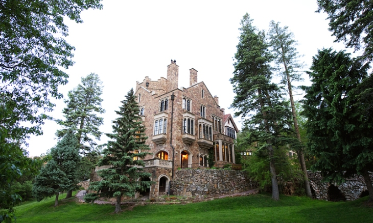 Glen Eyrie Castle - Colorado Springs, CO