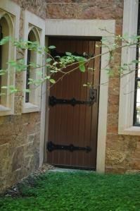Door at Glen Eyrie - Colorado Springs, CO