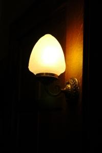 Lamp at Glen Eyrie - Colorado Springs, CO