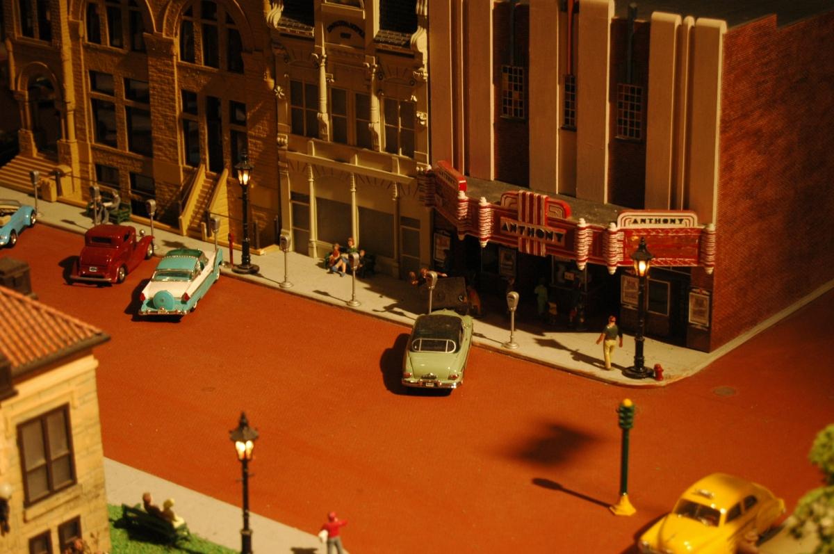 Kansas Miniature Exhibit - Exploration Place, Wichita, KS