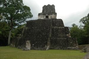 Mayan ruin - Tikal, Peten, Guatemala