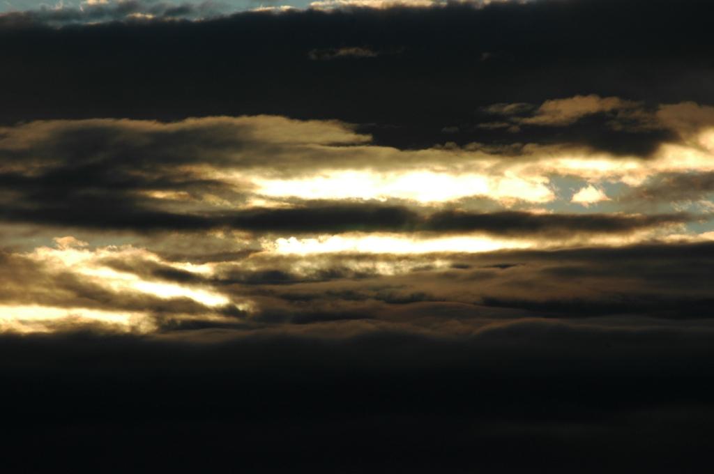 Sunrise east of Safe Haven Farm, Haven, KS