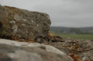 Stones of Hadrian's Wall, Northern England