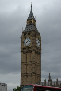Big Ben at the Houses of Parliament, London, England, United Kingdom