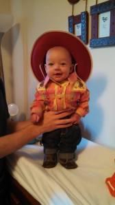Baby Hoo, a.k.a. Cowgirl Hoo
