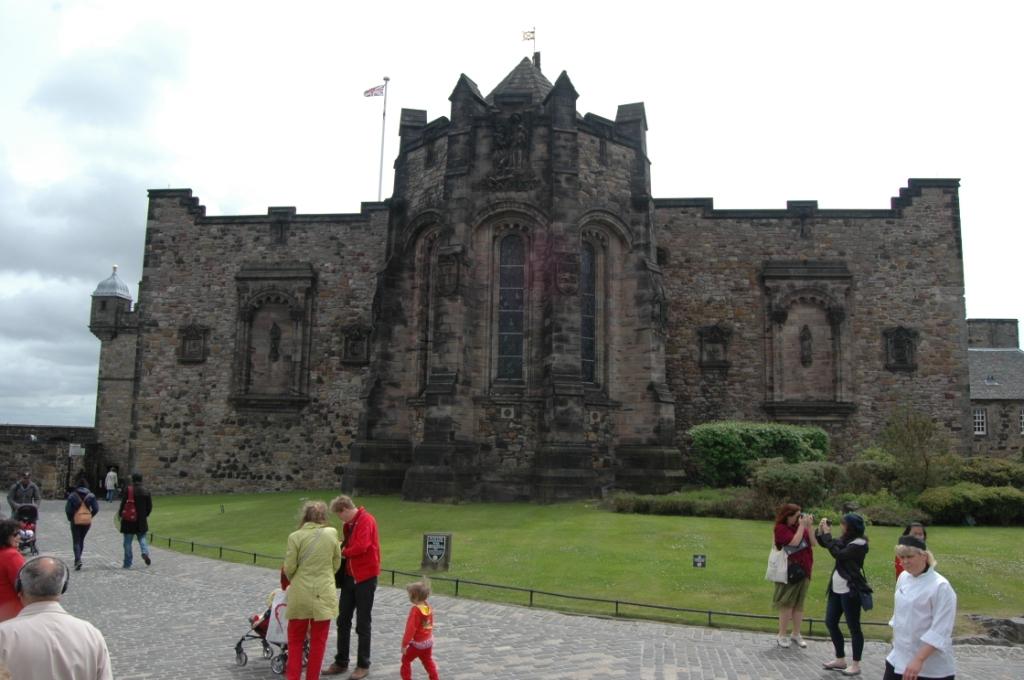 War Memorial Cathedrel at Edinburgh Castle, Edinburgh, Scotland