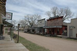 Old Cowtown, Wichita, KS