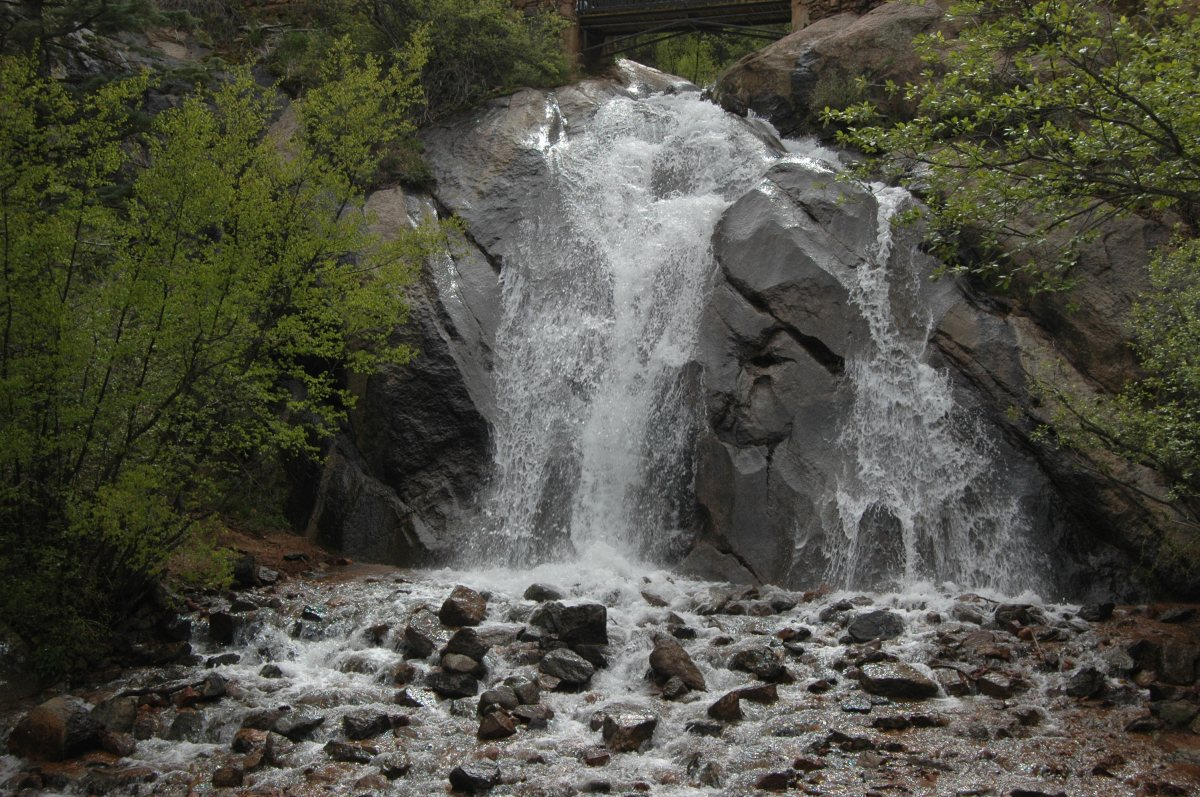 Helen Hunt Falls, Colorado Springs, CO