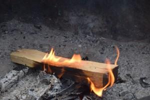 Campfire at Happy Meadows (c) acw 2015