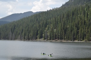 Mirror Lake near Tincup, CO