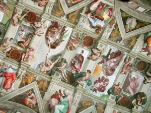 Chapelle_sixtine_plafond